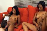 Ebony Pussy Licking