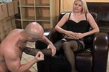 Femdom Feet Massage