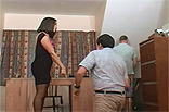 Office Spanking Punishment