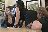 Femdom Ass Sniffing