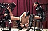 Boots MIstress Cock Torture