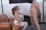 White Stockings Mistress Fucking Slave