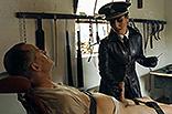 Smoking Mistress Teasing Slave